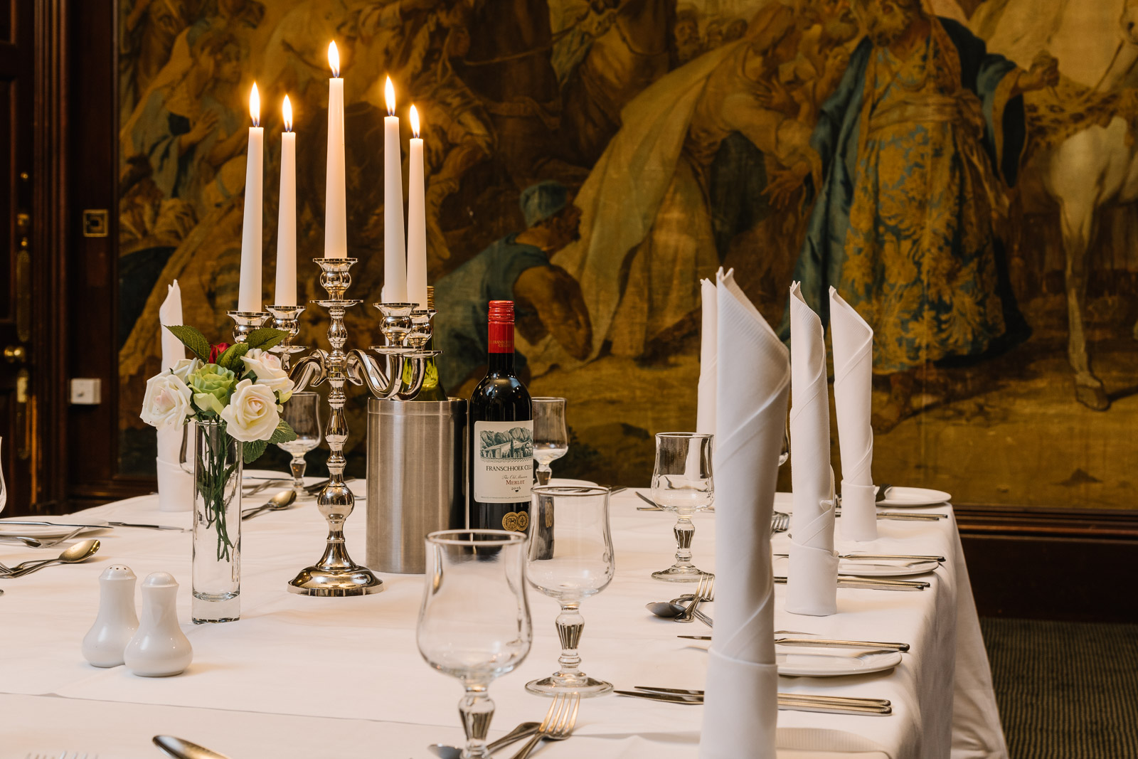 Private dining inverness