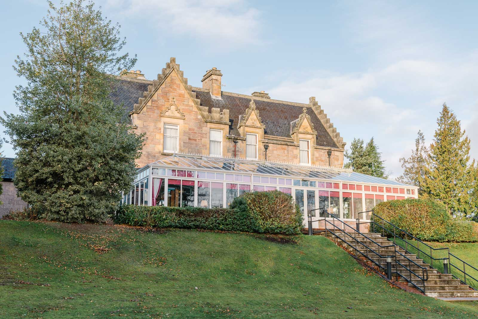 Lochardil House Hotel Exterior, Inverness Hotel By Best Western